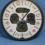 掛け時計:母の日の手作りプレゼント
