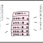 絵本作成日記②~誕生日プレゼント~